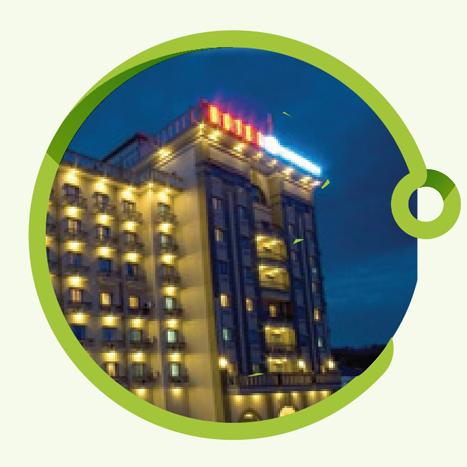 Amir Habourbay Hotel